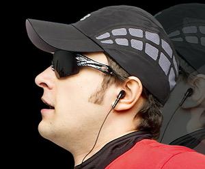bieganie,gadżety do biegania,okulary, czapka