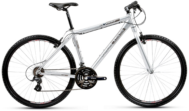 rowery, trekkingowy, KROSS