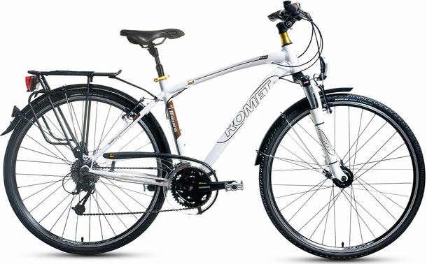 rowery, trekkingowy, ROMET