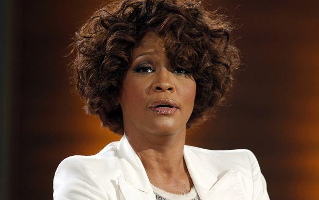 Whitney Houston Trafiła Na Odwyk