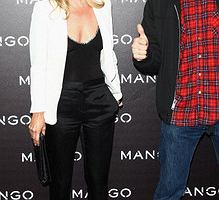 Kate Moss i Terry Richardson w reklamie Mango