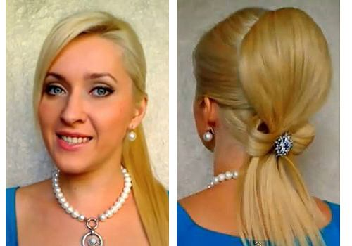 Pomysł na ślubną fryzurę. Instruktaż wideo!