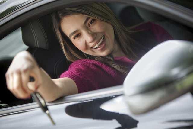 kobiety prowadzą bezpieczniej od mężczyzn