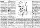 """Richard Von Weizsaecker Cz�owiekiem Roku 2011 """"Gazety Wyborczej"""""""