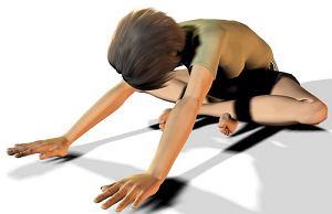 Rozciąganie pośladków, ćwiczenia dla biegaczy