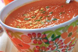 Zupy kremy z sezonowych warzyw