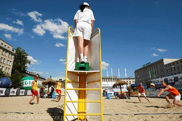 Plaża Wolności. Piłka nożna 625cc1a59f4