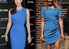 Której lepiej w niebieskim - Cameron Diaz czy Liv Tyler?