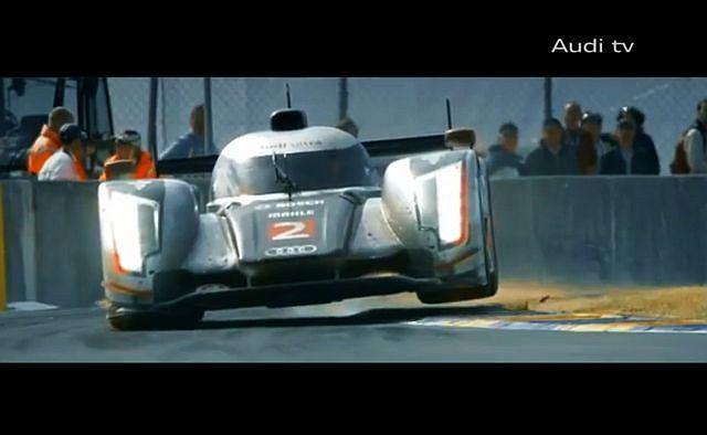 Film o zwycięstwie ekipy Audi w legendarnym 24 Le Mans