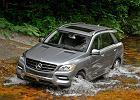 Nowy Mercedes ML | Galeria