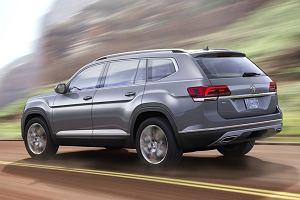 Volkswagen Atlas | Ruszyła produkcja