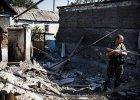 Ukraina: Dw�ch cywil�w zabitych w Doniecku po ostrzale artyleryjskim
