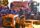 Turcja. Dwa wybuchy koło stadionu Besiktasu Stambuł. 38 zabitych i 166 rannych