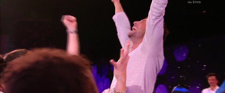 Szwecja!!! Mans Zelmerlow zrobi� genialne show i wygra� ca�y konkurs Eurowizji!