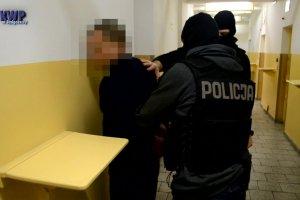 Zatrzymanie trójki uciekinierów z więzienia w Grudziądzu