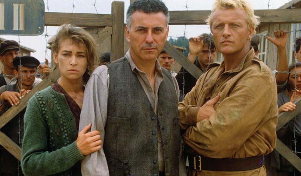 Ucieczka z Sobiboru, 1987 / mat. promocyjne, fragment wydania DVD