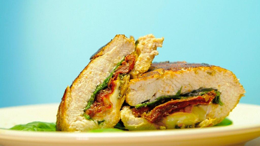 Najprostszy Kurczak Nadziewany Wspanialy Obiad Dla Calej Rodziny I