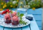 Dziecko bez lukru. B�yskawiczne owocowe lody bez cukru