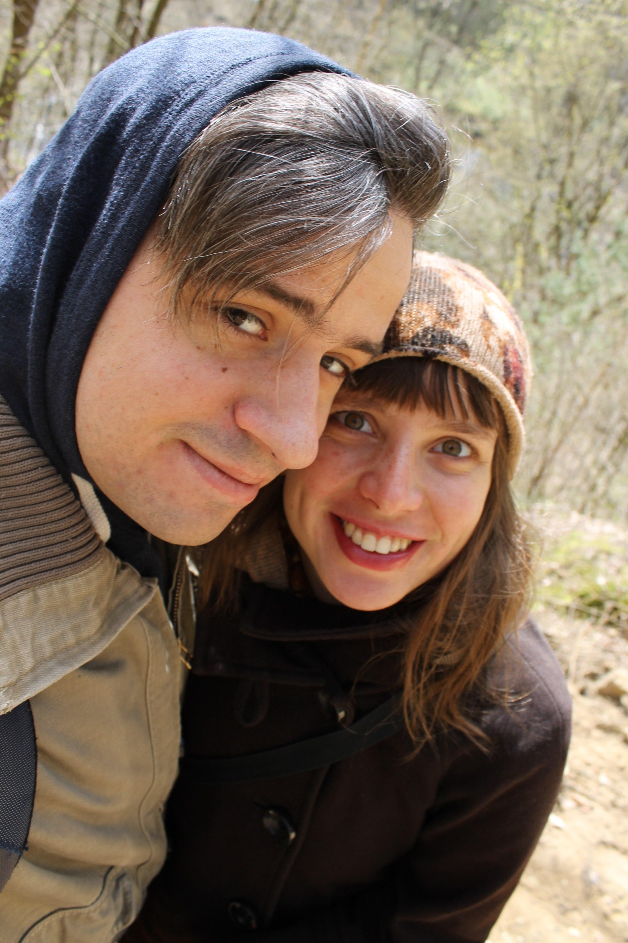 Maria Pawłowska i Jakub Szamałek (fot. archiwum prywatne)