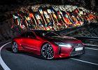 Wideo | Lexus LC500 | Moc, kt�ra kruszy ska�y