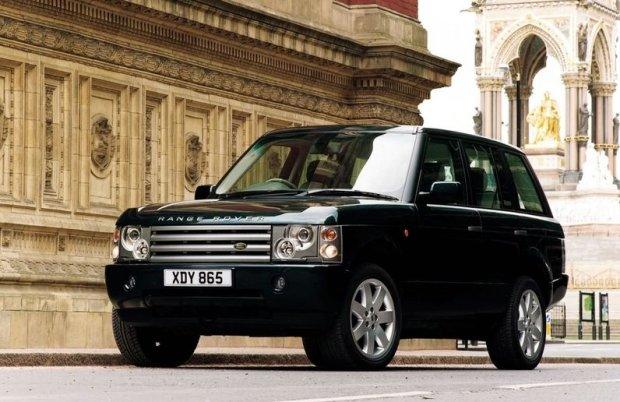 Range Rover III Autobiography z 2005