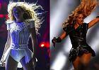 Jedna sukienka na koncert? Bzdura! Wyst�p Beyoncé by� prawdziw� rewi� mody. Zobacz jej pi�kne kreacje