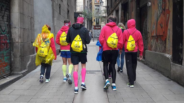 Tojki, Krosanty i Barcelona. [RELACJA]