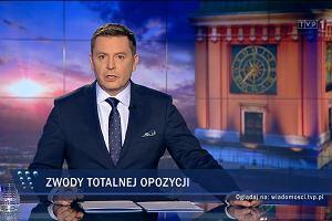 """Najnowsze wiadomości o oglądalności """"Wiadomości"""": to nie jest dobra zmiana"""