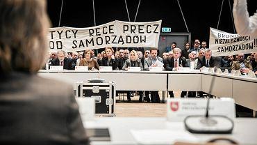 Nadzwyczajna sesja sejmiku województwa lubelskiego