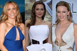 Angelina Jolie, Sheryl Crow, Kylie Minogue.