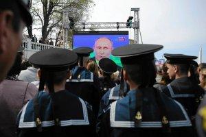 Putin o Krymie, Alasce i swojej byłej żonie. O co pytali Rosjanie na corocznej teleaudiencji
