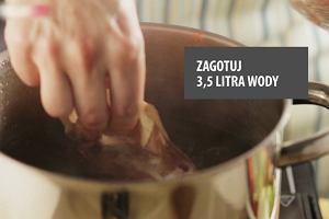 Jak zrobić rosół drobiowy?