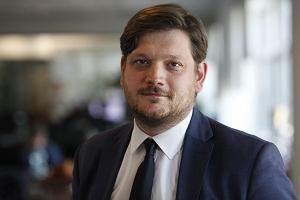 Ignacy Morawski, ekonomista, założyciel serwisu SpotData
