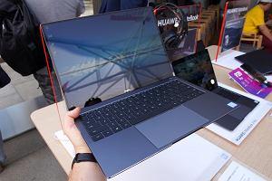 MateBook D i MateBook X Pro - dwa nowe laptopy Huawei debiutują w Polsce. Znamy ceny