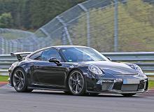 Prototypy | Porsche 911 GT3 | Powraca ręczna skrzynia