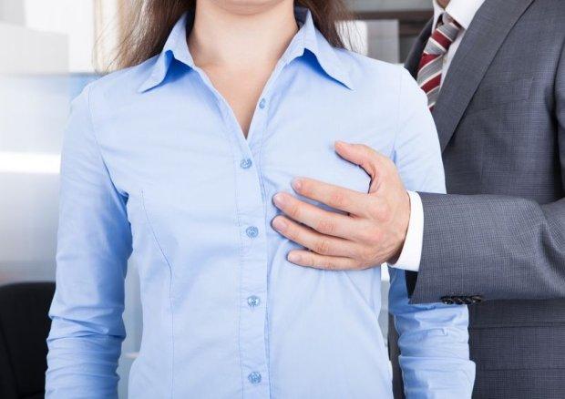Molestowanie w pracy