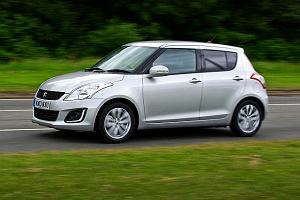 Suzuki Swift po faceliftingu