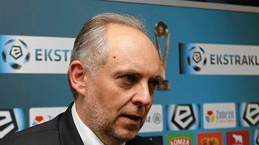 Marek Pałus, prezes Górnika Zabrze