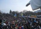 Dzi� wielka demonstracja w Kijowie zwolennik�w integracji europejskiej