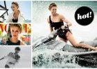 """Charlize Theron na sportowo w nowym """"VOGUE US"""" - jest promienna, seksowna i podobno bardzo szczęśliwa. Opowiada o nowej miłości, która odmieniła jej życie [ZDJĘCIA]"""
