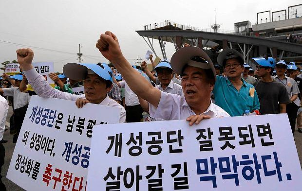 Korea P�nocna zgodzi si� na otwarcie strefy ekonomicznej