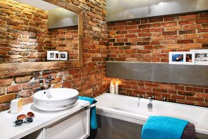 Łazienka, wanna, prysznic, meble łazienkowe