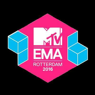 Logo MTV EMA 2016