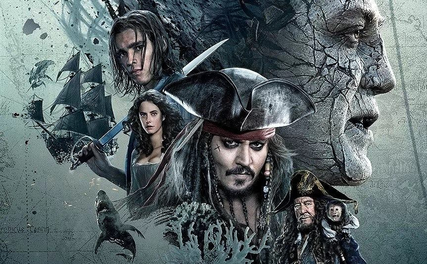 Piraci z Karaibów: Zemsta Salazara / Pirates of the Caribbean: Dead Men Tell No Tales
