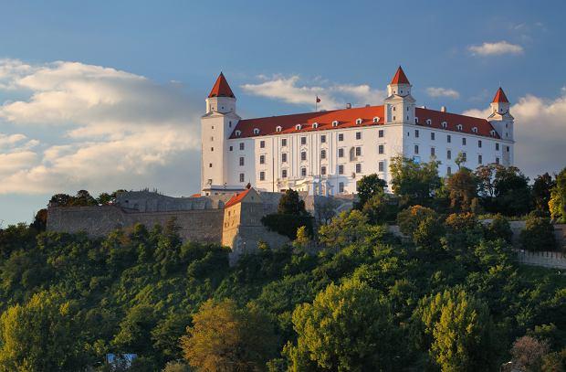 S�owacja atrakcje. Zamek Bratys�awski