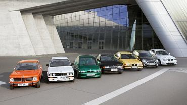 Samochody elektryczne BMW