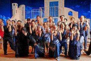 Płyta Teatru Roma z piosenkami zespołu ABBA platynowa