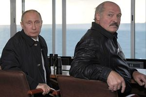 �ukaszenka z Putinem strasz� Ukrain�