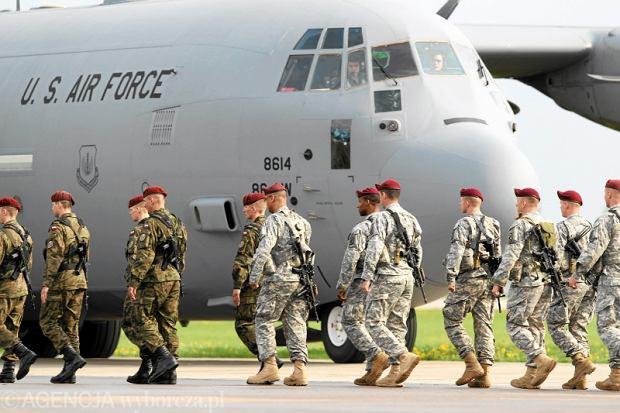 USA wyślą brygadę pancerną do Europy Wschodniej. Z najnowocześniejszym wyposażeniem