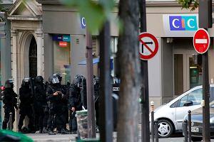 Wziął zakładników w centrum Paryża, bo nie dostał mieszkania socjalnego. W końcu się poddał